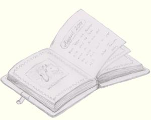 Tagebucheintrag Oma Klara